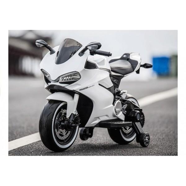 موتور شارژی Ducati