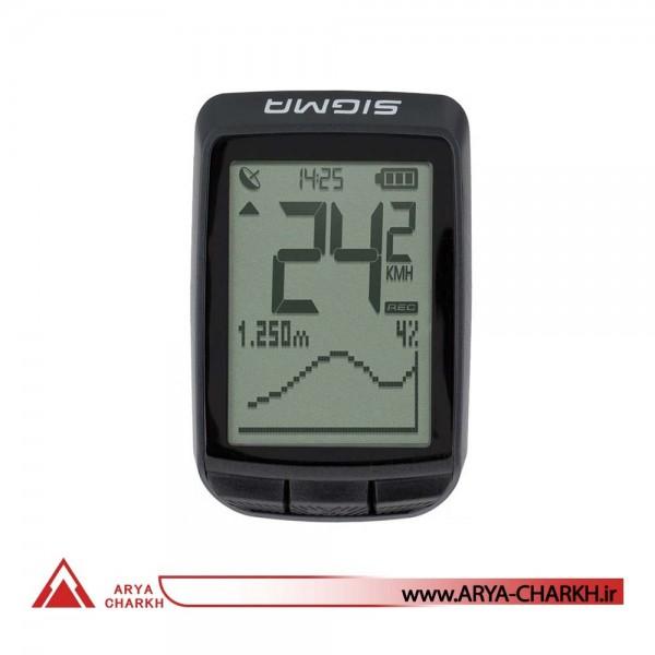 كیلومترشمار دوچرخه سیگما مدل SIGMA PURE GPS