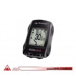 کامپیوتر دوچرخه سیگما مدل SIGMA ROX 10.0 GPS BLACK SET