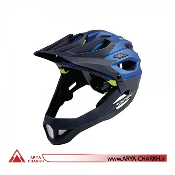 کلاه دوچرخه سواری آلپینو مدل Alpina KING CARAPAX