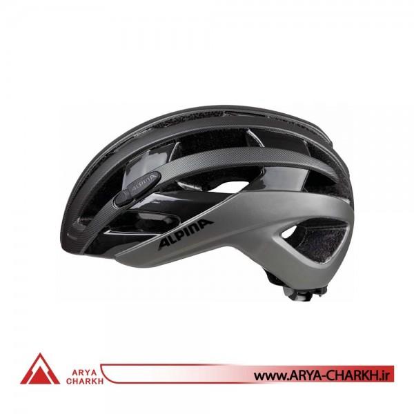 کلاه دوچرخه سواری آلپینا مدل Alpina CAMPIGLIO