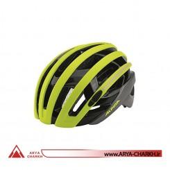 کلاه دوچرخه سواری آلپینا مدل Alpina CAMPIGLIO WHTH FLASH