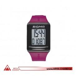 ساعت مچي ضربان سنج سیگما مدل Sigma ID.GO PLUM