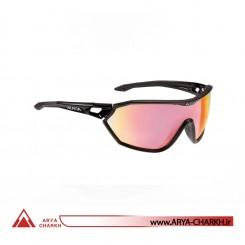 عینک دوچرخه سواری آلپینا مدل Alpina +S-WAY QVM