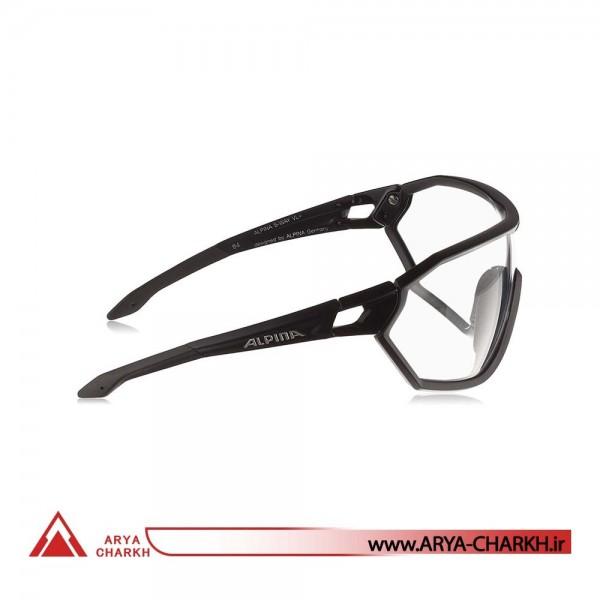 عینک دوچرخه سواری آلپینا مدل Alpina +S-WAY VL