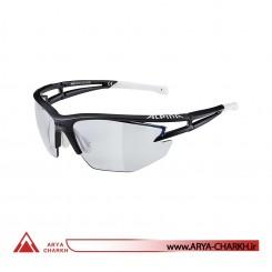 عینک دوچرخه سواری آلپینا مدل Alpina +EYE-5 SHIELD VL