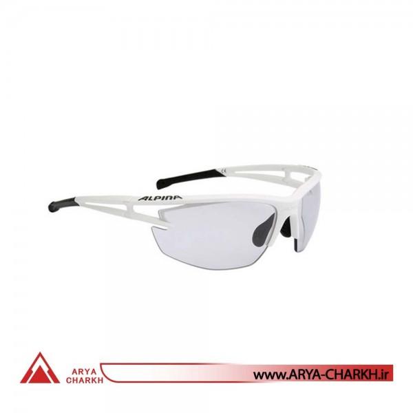 عینک دوچرخه سواری آلپینا مدل Alpina +EYE-5 HR VL