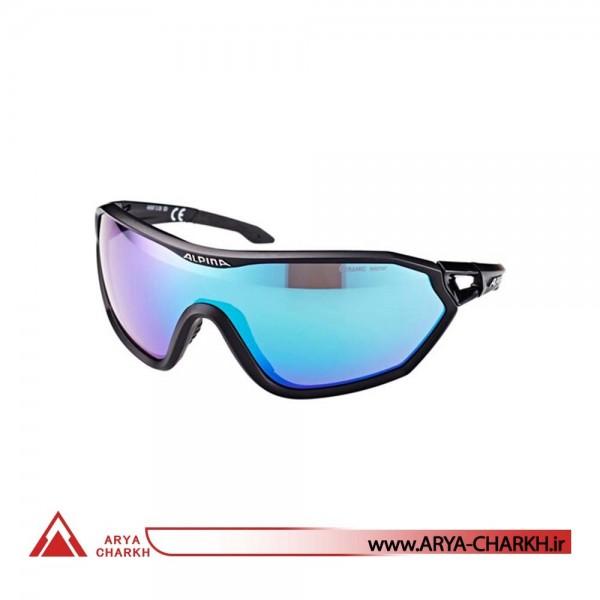 عینک دوچرخه سواری آلپینا مدل Alpina S-WAY CM