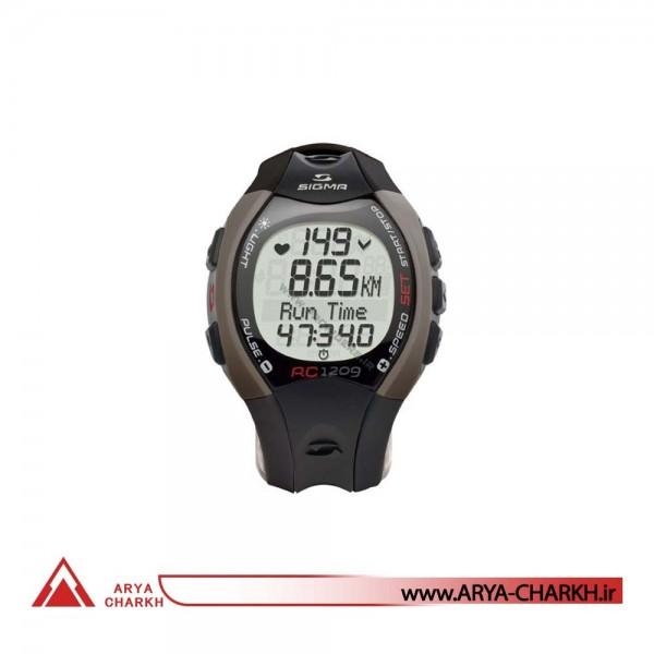 ساعت مچي ورزشی ضربان سنج سیگما مدل Sigma RC 1209