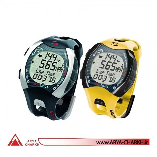 ساعت مچي ورزشی ضربان سنج سیگما مدل Sigma RC 14.11
