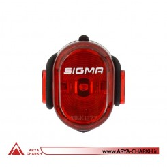 چراغ عقب شارژی سیگما مدل Sigma Nugget II Flash