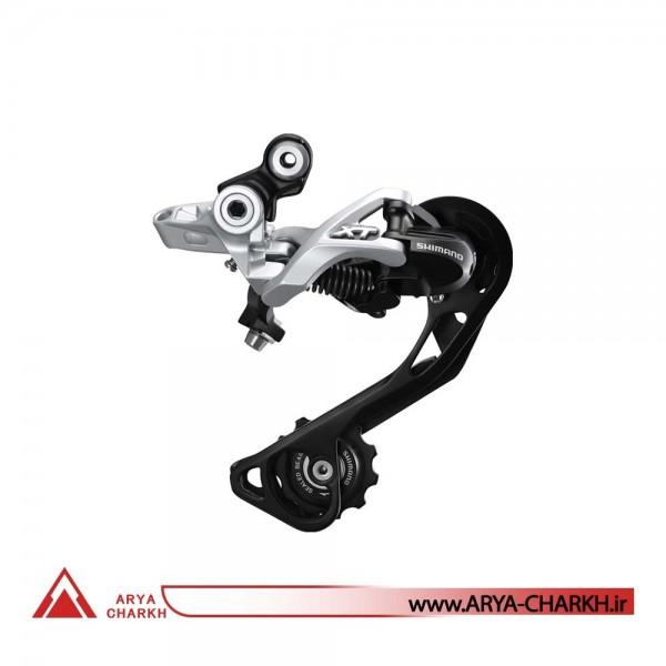 شانژمان دوچرخه شیمانو مدل Shimano M781, DEORE XT SGS 10-SP