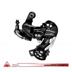 شانژمان 6/7 سرعته دوچرخه شیمانو مدل Shimano TOURNEY RD-TY500 DIRECT