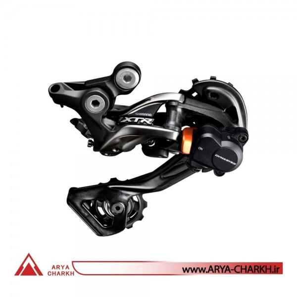 شانژمان دوچرخه شیمانو مدل Shimano XTR RD-M9000-SGS 11SP