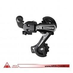 شانژمان 6 سرعته دوچرخه شیمانو مدل Shimano TOURNEY RD-TY21