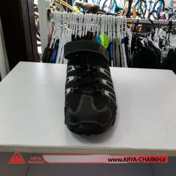 کفش دست دوم دوچرخه سواری کوهستان اکسو استار مدل Exustar E-SM842