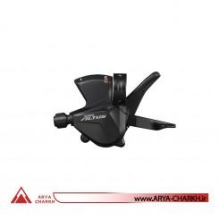 دسته دنده کتی چپ شیمانو مدل Shimano SL-M2000, ALTUS,3-SP