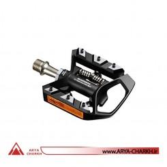 پدال لوک قفلی کوهستان شیمانو مدل Shimano PD-T8000, DEORE XT,(SM-SH56) IND.PACK