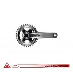 طبق قامه دوچرخه شیمانو مدل Shimano XTR FC-M9000-1, 11-SP175M