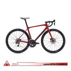 دوچرخه کورسی جاینت مدل تی سی آر ادونسد پرو وان دیسک GIANT TCR ADVANCED PRO 1 DISC 2020
