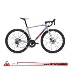 دوچرخه کورسی جاینت مدل تی سی آر ادونسد پرو تری دیسک GIANT TCR ADVANCED PRO 3 DISC 2020