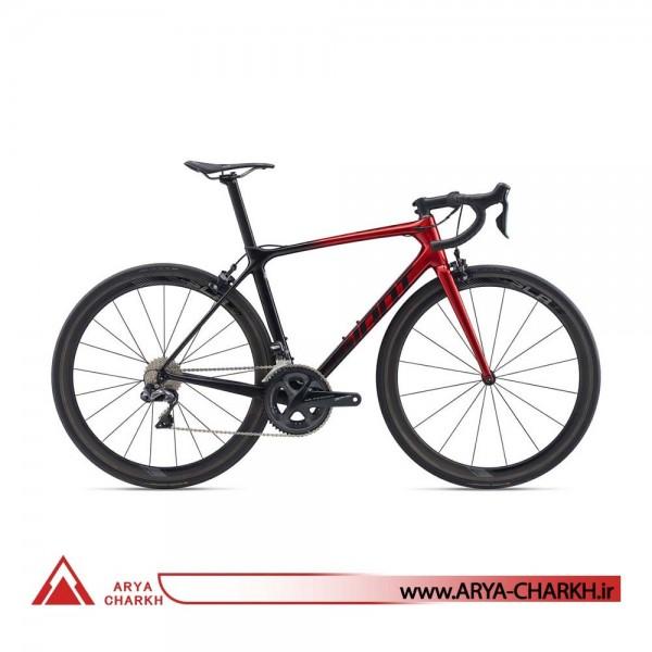 دوچرخه جاینت مدل تی سی آر ادونسد پرو زیرو GIANT TCR ADVANCED PRO 0 2020
