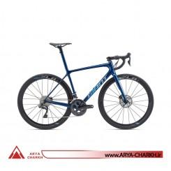 دوچرخه کورسی جاینت مدل تی سی آر ادونسد اس ال وان دیسک کی او ام GIANT TCR ADVANCED SL 1 DISC KOM 2020