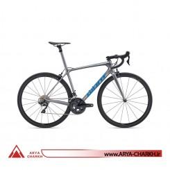 دوچرخه کورسی جاینت مدل تی سی آر ادونسد اس ال تو کی او ام GIANT TCR ADVANCED SL 2 KOM 2020