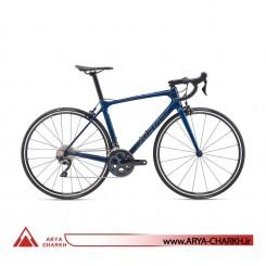 دوچرخه کورسی جاینت مدل تی سی آر ادونسد دیسک وان کی او ام GIANT TCR ADVANCED 1 KOM 2020