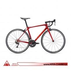 دوچرخه کورسی جاینت مدل تی سی آر ادونسد تو کی او ام GIANT TCR ADVANCED 2 KOM 2020