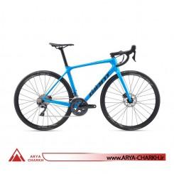 دوچرخه کورسی جاینت مدل تی سی آر ادونسد وان دیسک کی او ام GIANT TCR ADVANCED 1 DISC KOM 2020