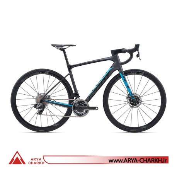دوچرخه کورسی جاینت مدل دیفای ادونسد پرو زیرو رد GIANT DEFY ADVANCED PRO 0 RED 2020