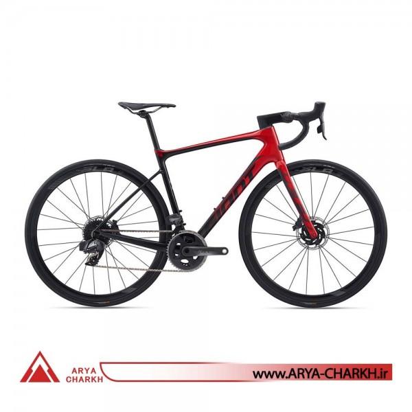 دوچرخه کورسی جاینت مدل GIANT DEFY ADVANCED PRO 1 FORCE 2020