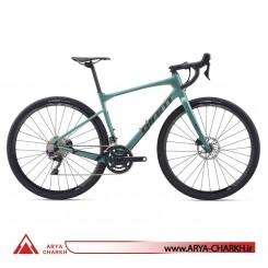 دوچرخه کورسی کربن جاینت مدل (GIANT REVOLT ADVANCED 0 (2020