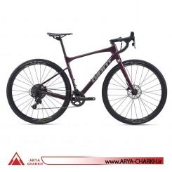 دوچرخه کورسی کربن جاینت مدل (GIANT REVOLT ADVANCED 1 (2020