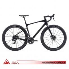 دوچرخه کورسی کربن جاینت مدل (GIANT REVOLT ADVANCED PRO FORCE 0 (2020