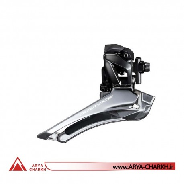 طبق عوض کن دوچرخه شیمانو مدل Shimano FD-R9100, DURA-ACE, BRAZED-ON , 11SP