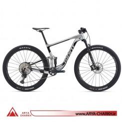 دوچرخه کوهستان دو کمک کربن 29 جاینت مدل انتم (GIANT ANTHEM ADVANCED PRO 29 2 (2020