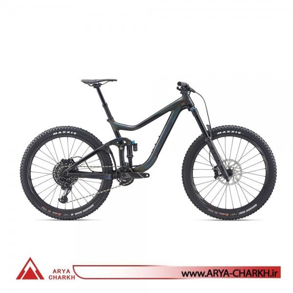 دوچرخه کوهستان دو کمک کربن 27.5 جاینت مدل GIANT REIGN ADVANCED 2020