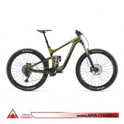 دوچرخه کوهستان دو کمک کربن 29 جاینت مدل رین (GIANT REIGN ADVANCED PRO 29 0 (2020