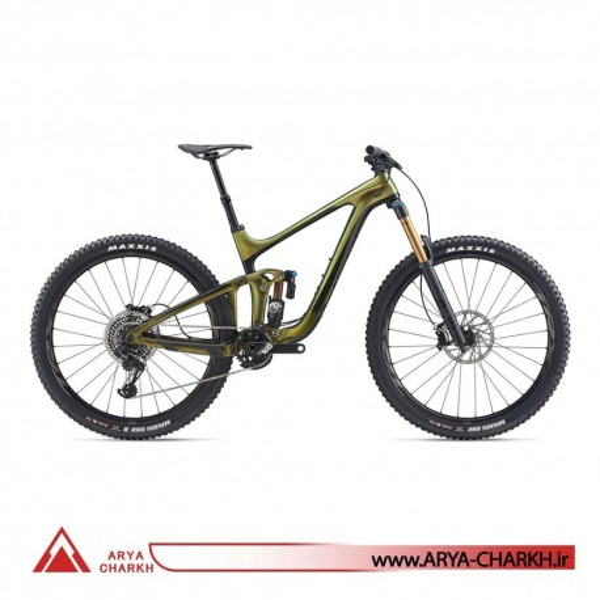 دوچرخه کوهستان دو کمک کربن 29 جاینت مدل (GIANT REIGN ADVANCED PRO 29 0 (2020