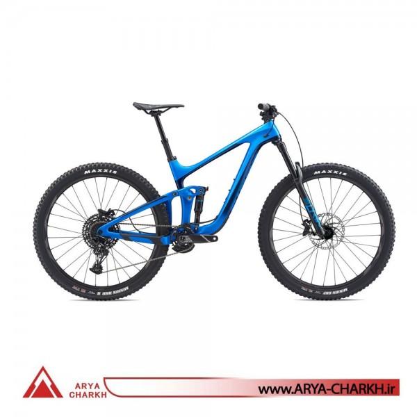 دوچرخه کوهستان دو کمک کربن 29 جاینت مدل (GIANT REIGN ADVANCED PRO 29 2 (2020