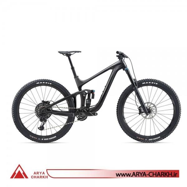 دوچرخه کوهستان دو کمک کربن 29 جاینت مدل (GIANT REIGN ADVANCED PRO 29 1 (2020