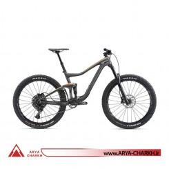 دوچرخه کوهستان دو کمک کربن 27.5 جاینت مدل ترنس (GIANT TRANCE ADVANCED 2 (2020