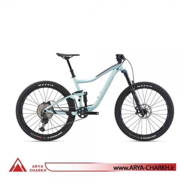 دوچرخه کوهستان دو کمک 27.5 جاینت مدل (GIANT TRANCE1(2020