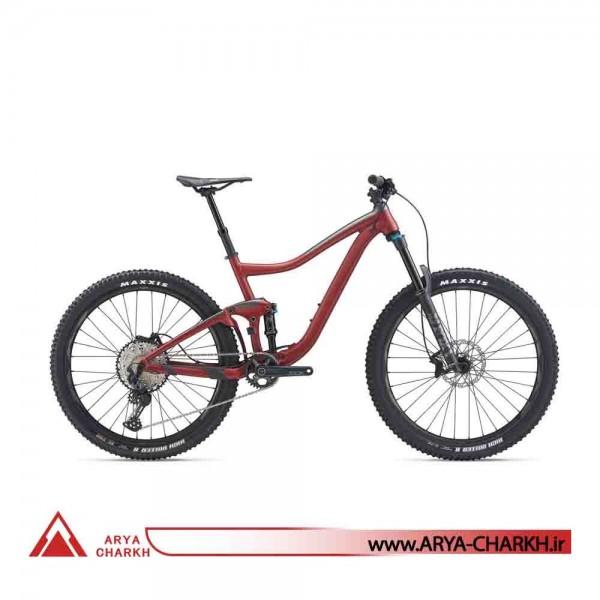 دوچرخه کوهستان دو کمک 27.5 جاینت مدل (GIANT TRANCE2(2020