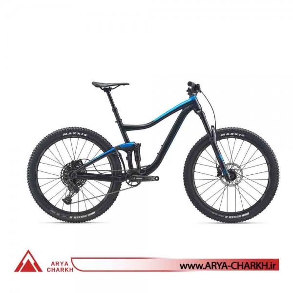 دوچرخه کوهستان دو کمک 27.5 جاینت مدل (GIANT TRANCE 3 (2020
