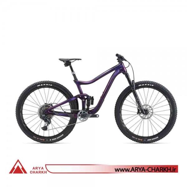 دوچرخه کوهستان دو کمک کربن 29 جاینت مدل (GIANT TRANCE ADVANCED PRO 29 0 (2020