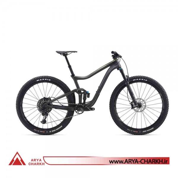 دوچرخه کوهستان دو کمک کربن 29 جاینت مدل (GIANT TRANCE ADVANCED PRO 29 1 (2020