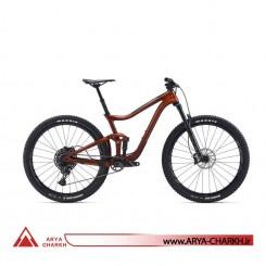 دوچرخه کوهستان دو کمک کربن 29 جاینت مدل ترنس (GIANT TRANCE ADVANCED PRO 29 2 (2020